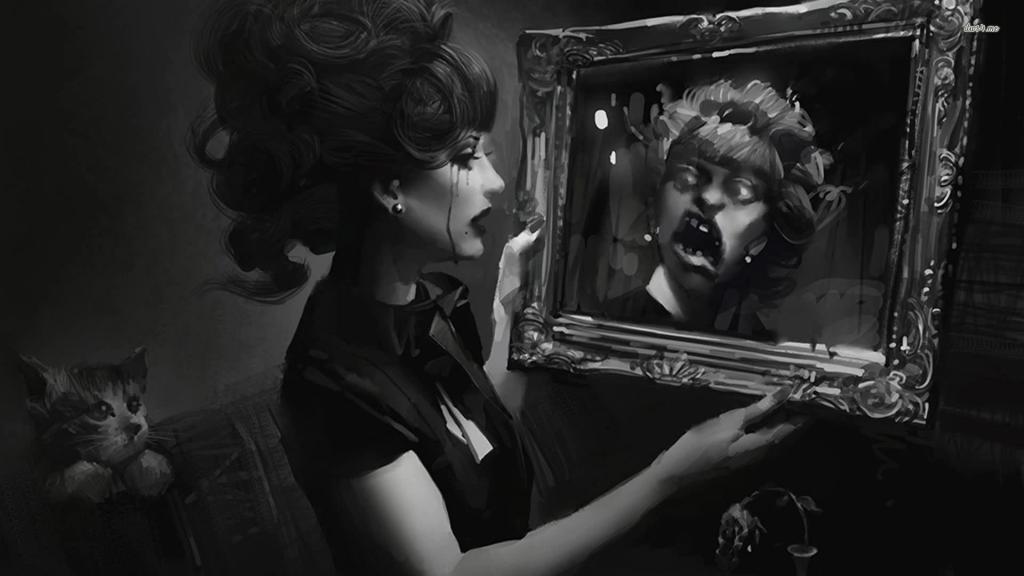 отражение в зеркале к чему снится