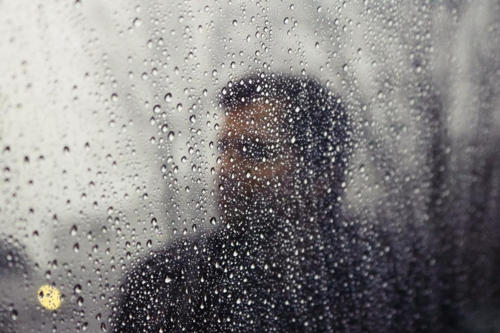 Сонник ливень за окном