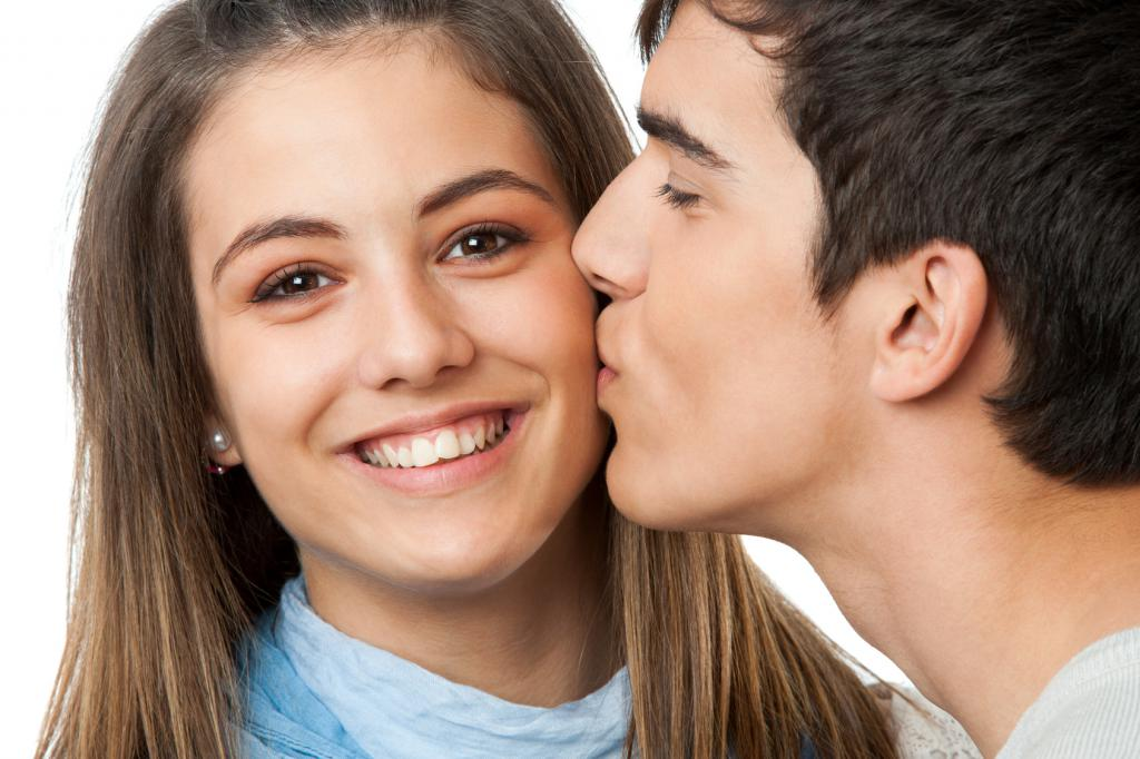 руке уже красивое фото в губы или щеку девушка поняла