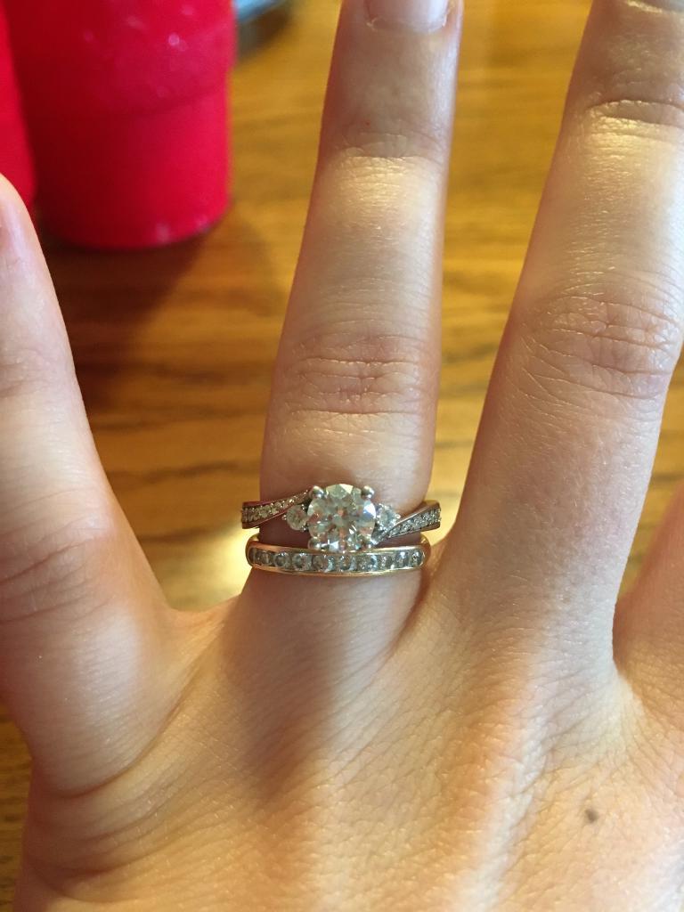 Рассматривать кольцо