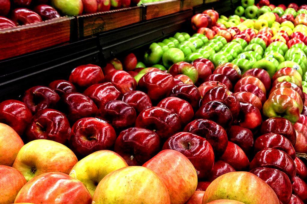 К чему снится много яблок