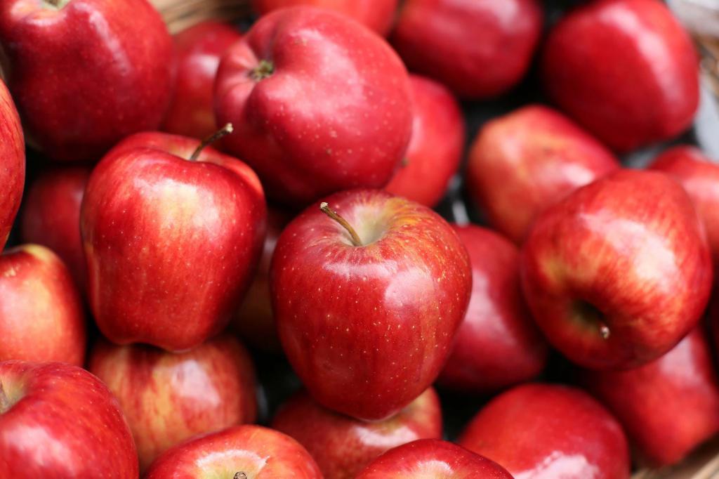 К чему снятся спелые яблоки