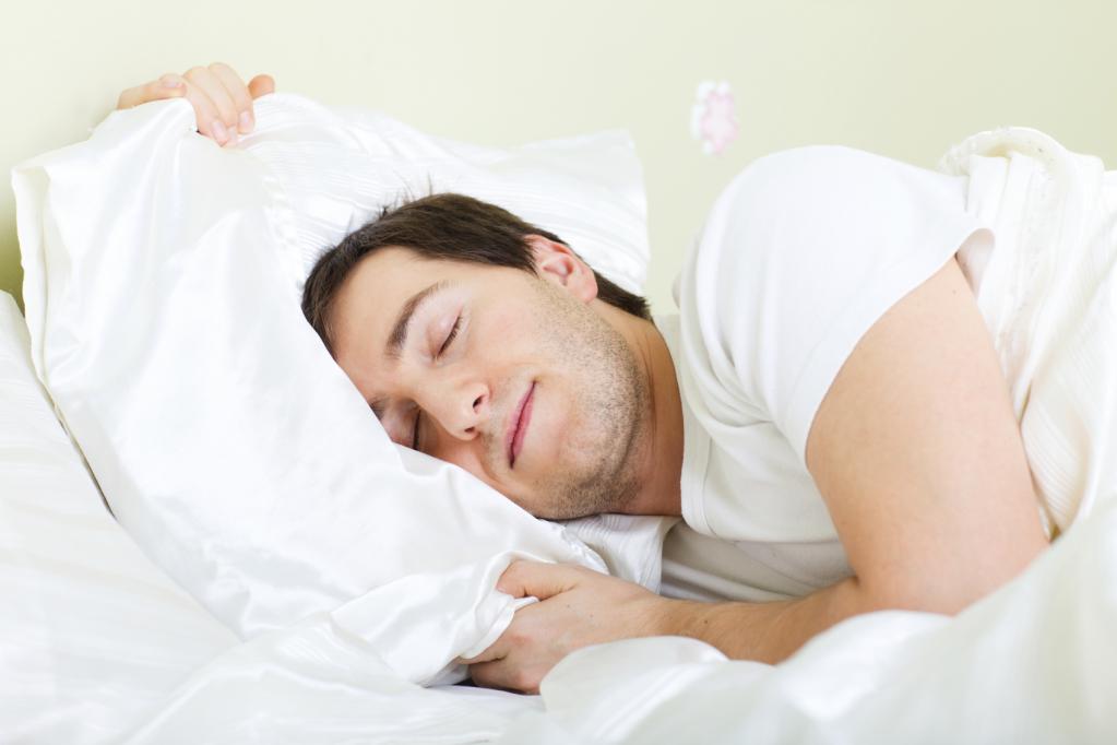 картинка мужчина во сне встречу