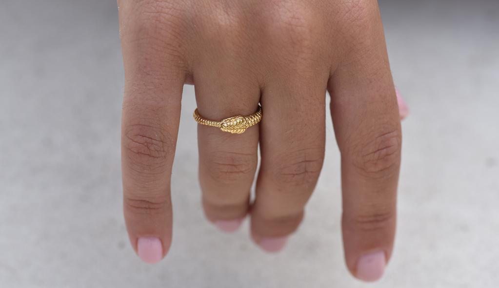 Серебряное кольцо — знак достижений, чаще всего указывает на работу, службу, бизнес, деньги.