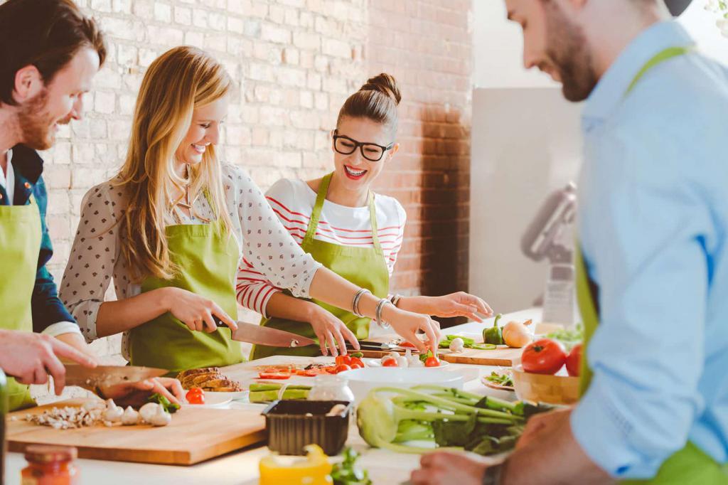 к чему снится готовить еду