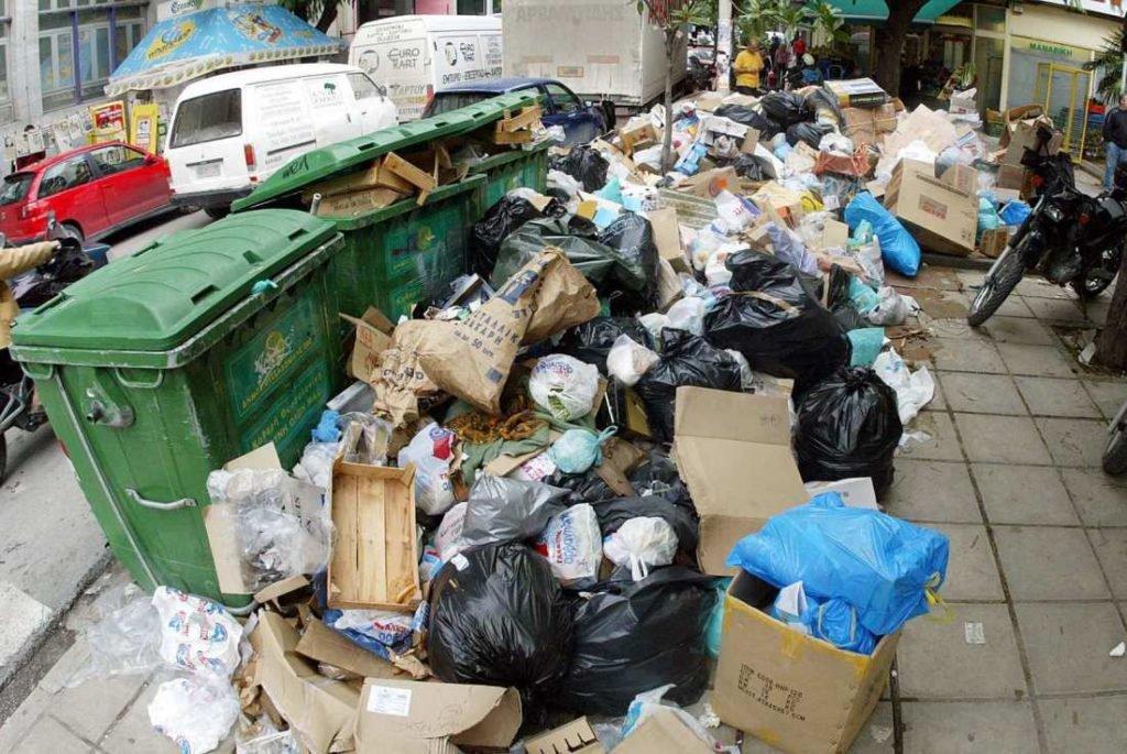 во сне мусор собирать