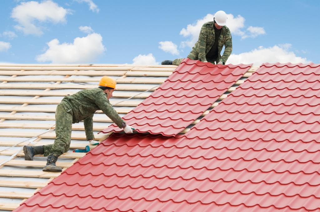строить крышу во сне