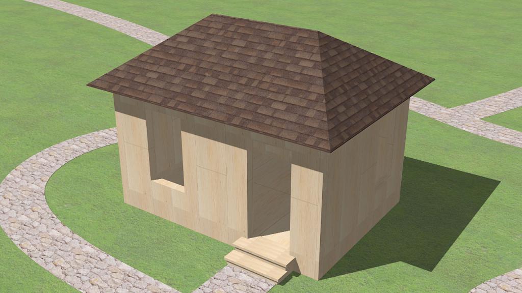 увидеть крышу дома во сне