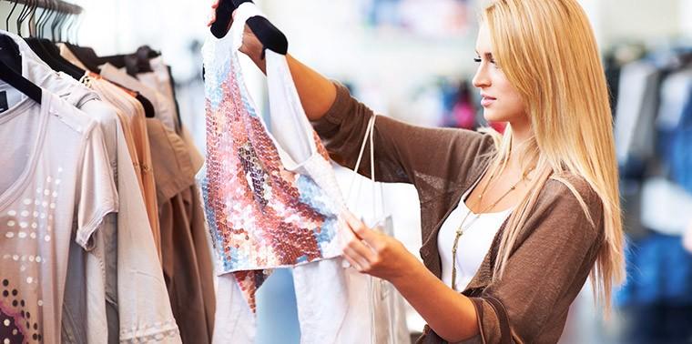 к чему снится примерка одежды