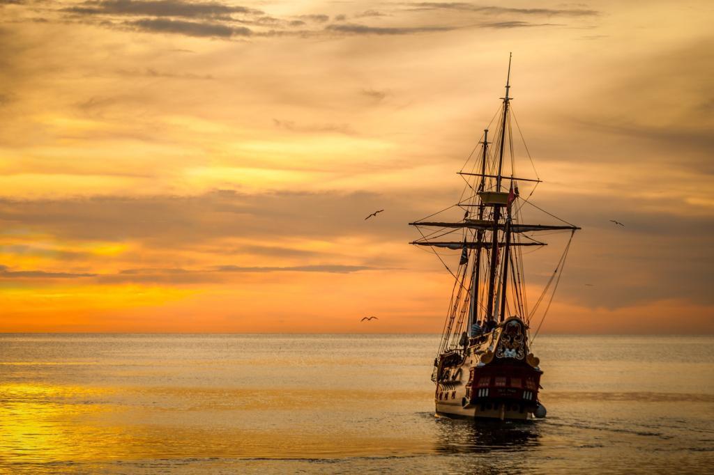 К чему снится корабль плыть видеть сонник