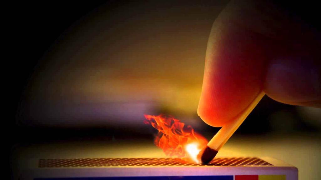 к чему снится зажигать спички