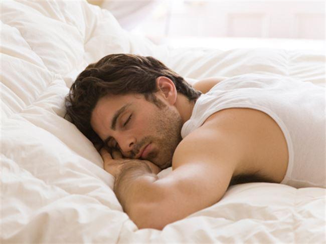 фото спящего красивого мужчины доля юмора сериале