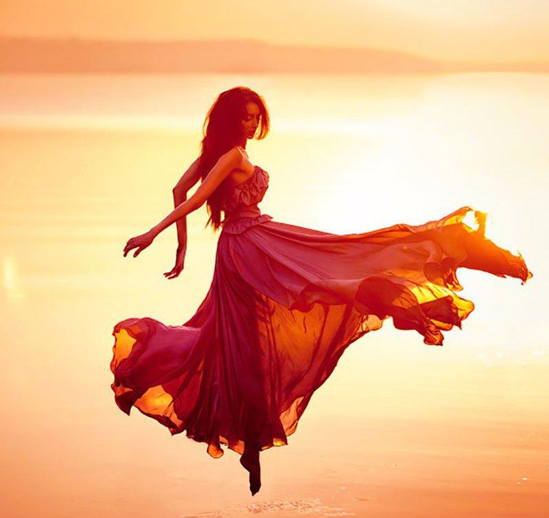 Одинокий танец