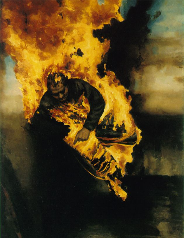 Гореть в огне по соннику