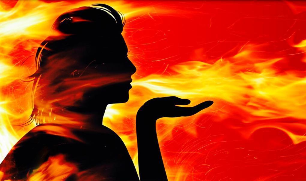 Что символизирует огонь в соннике
