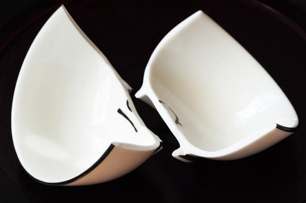 Разбитая чашка во сне