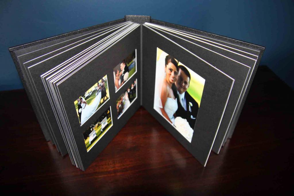 Фото в альбомах