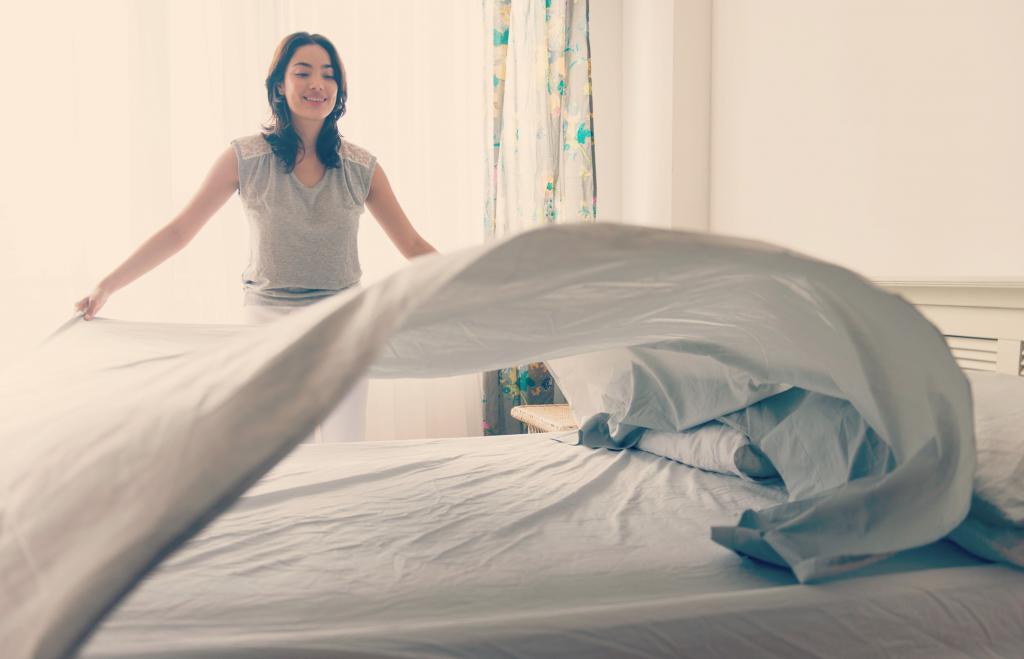 Сонник стелить постельное белье