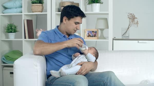 мужчина и ребенок