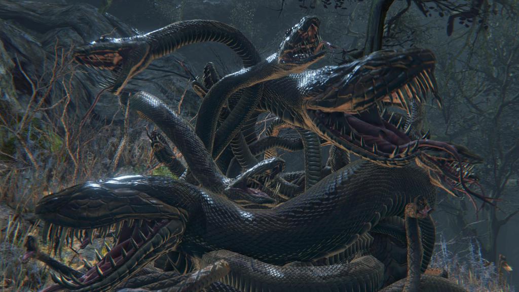 к чему снятся страшные змеи