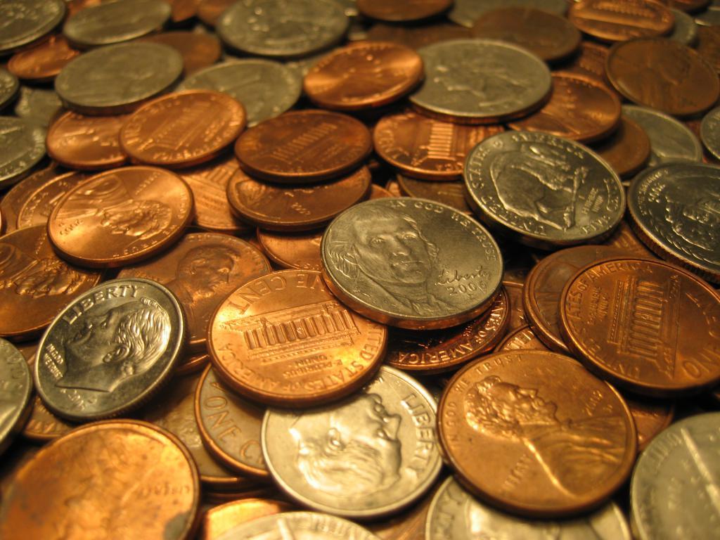 Кража монет