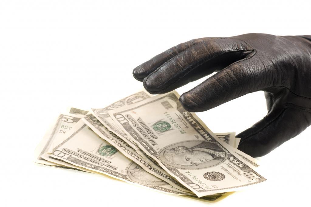 Сон про кражу денег к чему