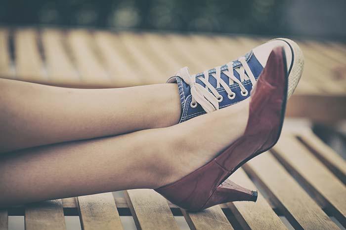 Сонник - на ногах разная обувь: выбор сонника, значение и ...