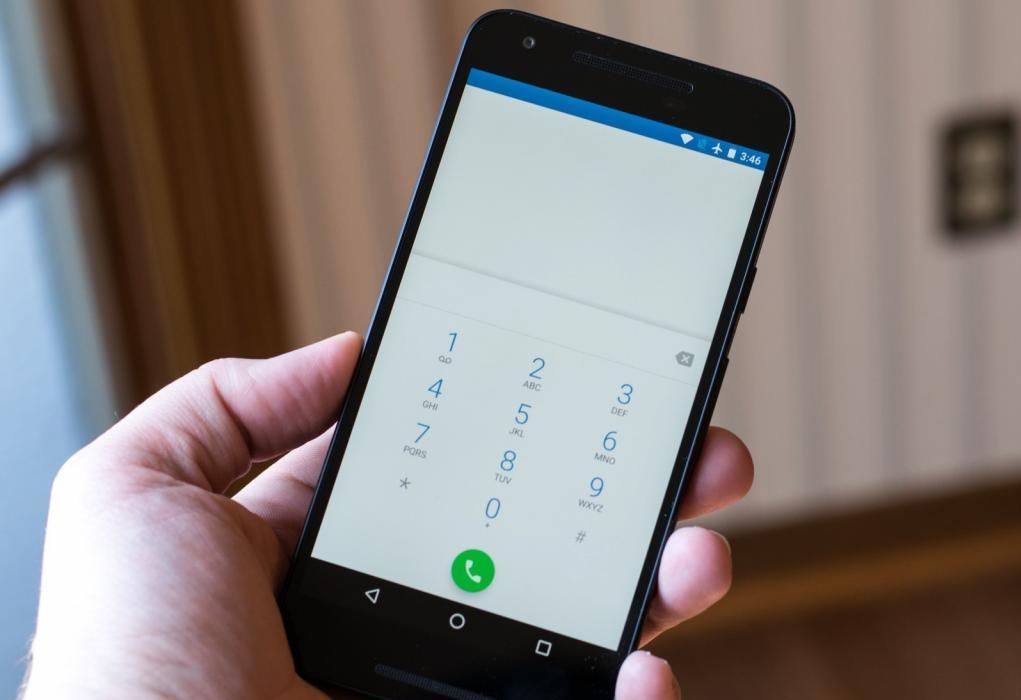 телефон для звонка