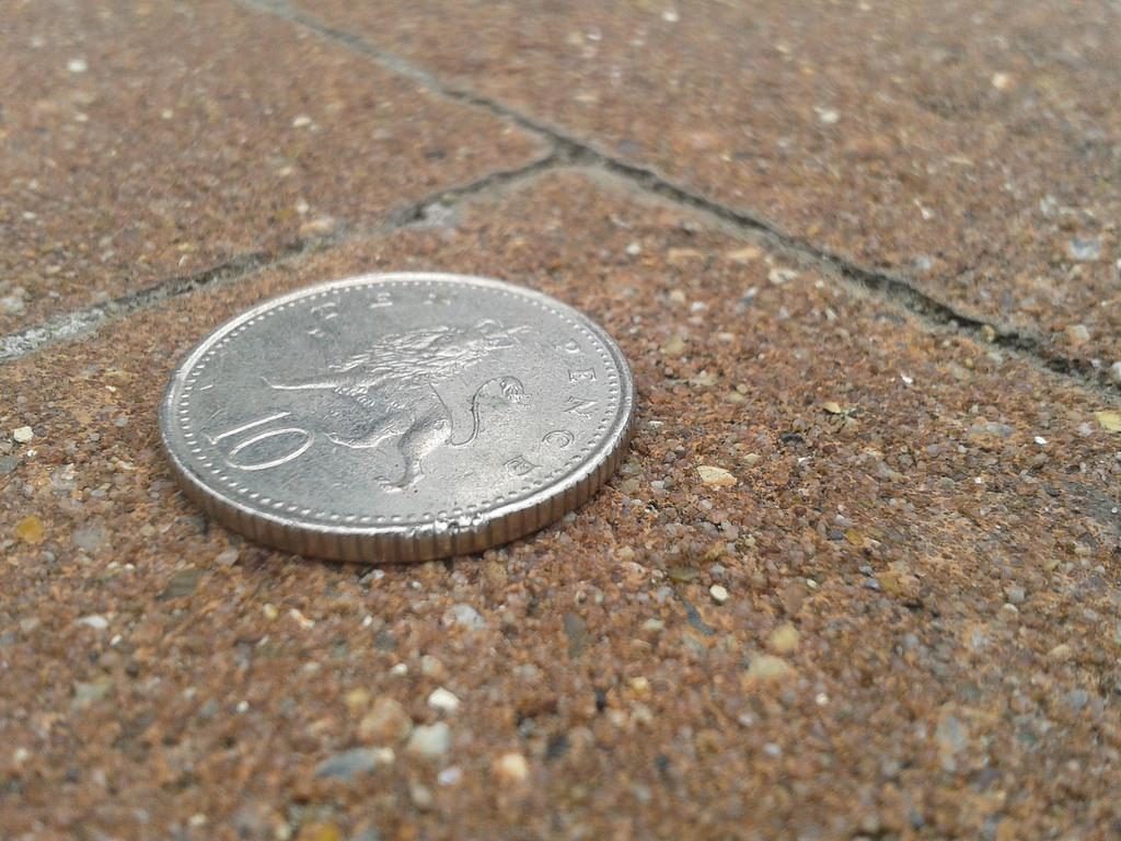 Потерянная монетка