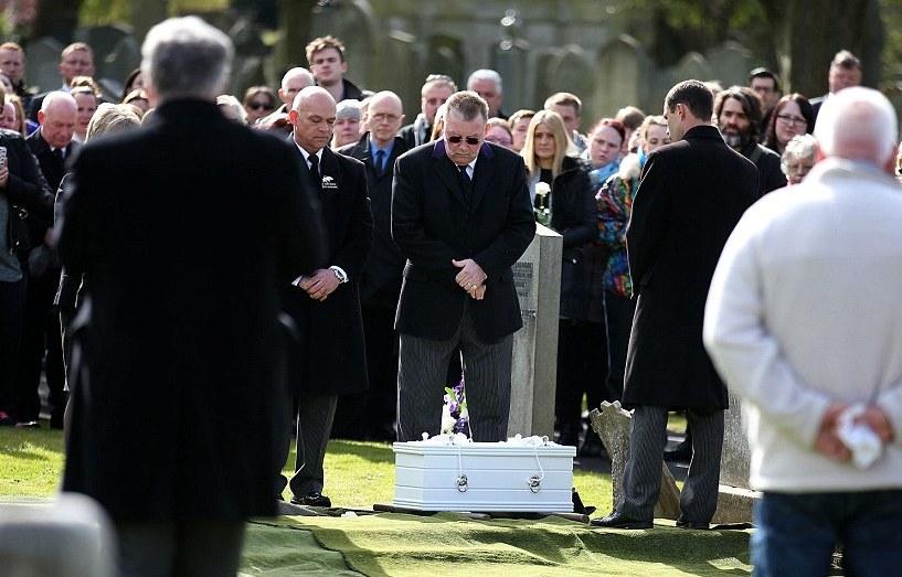 Похороны ребенка в Америке