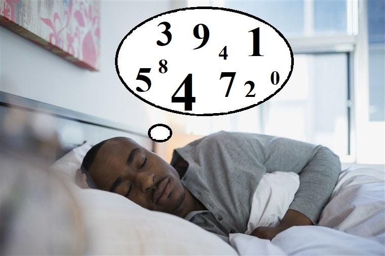 Какое число вы видели?