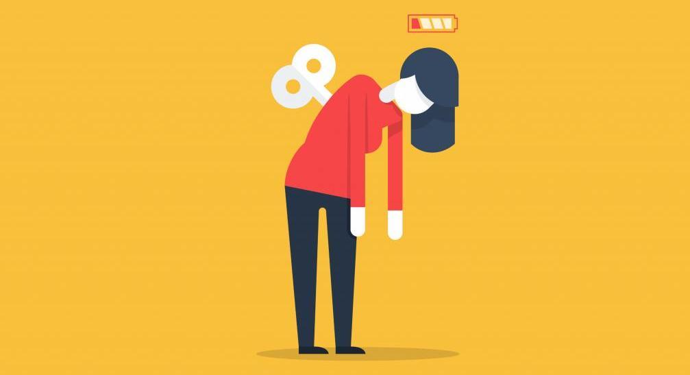 Признак усталости