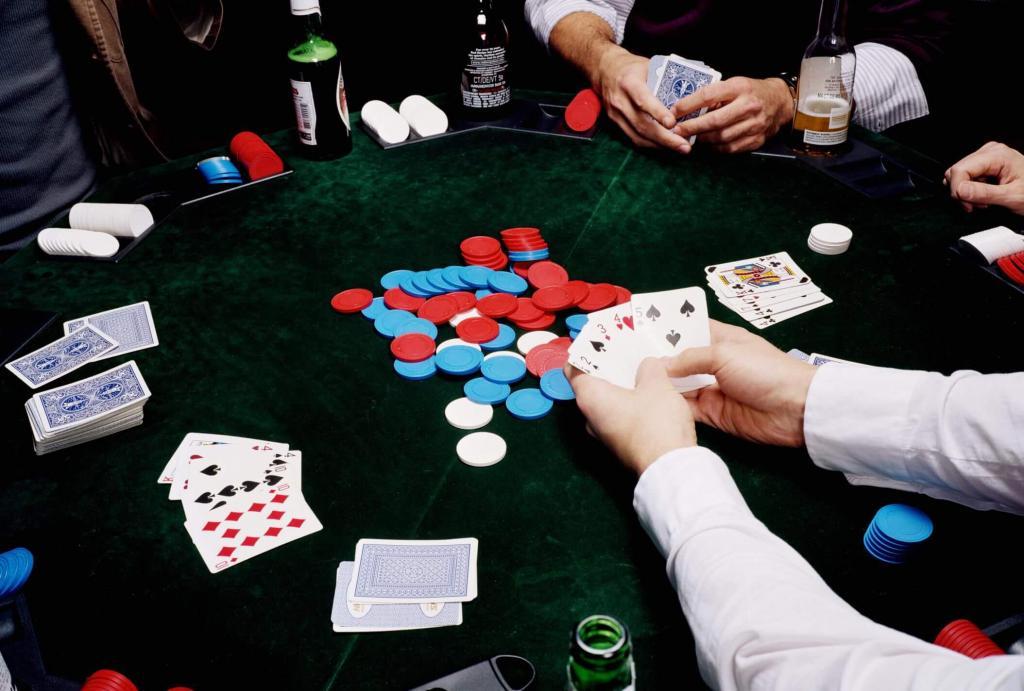 в во сне карты играли