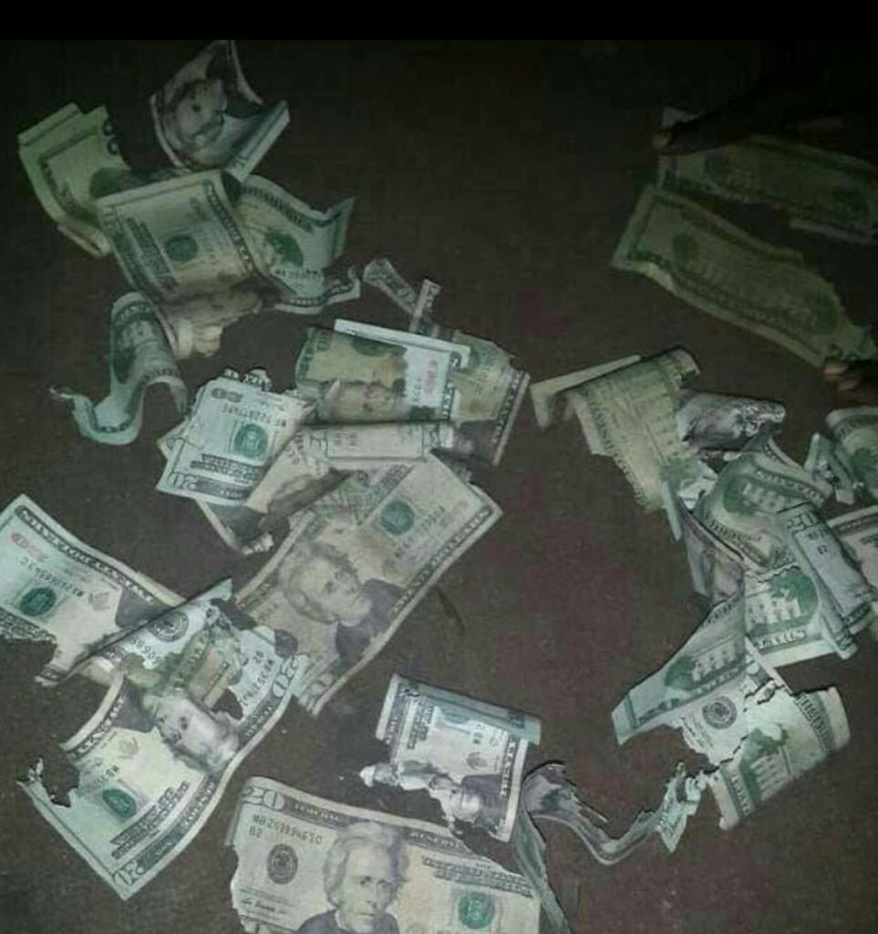 сонник деньги занимать
