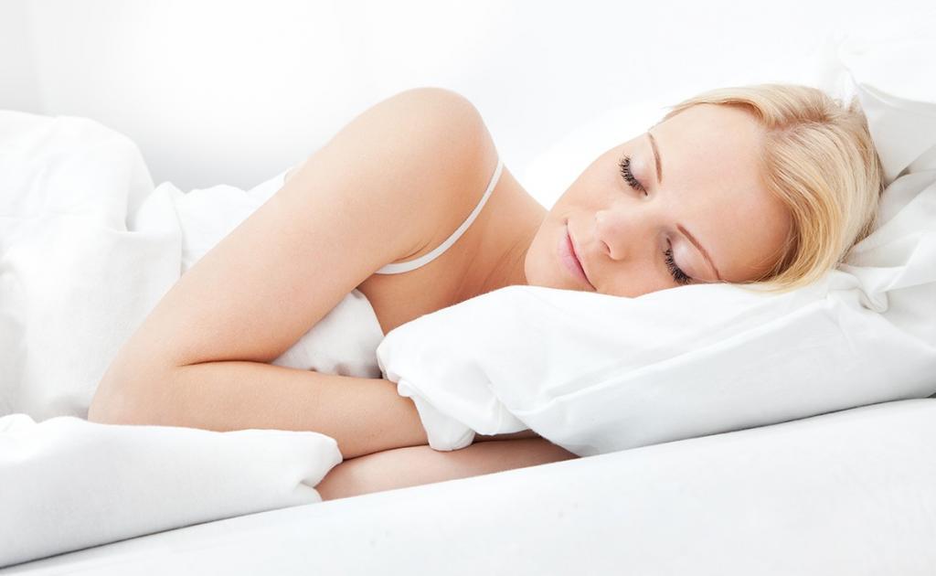 женщине снится нло