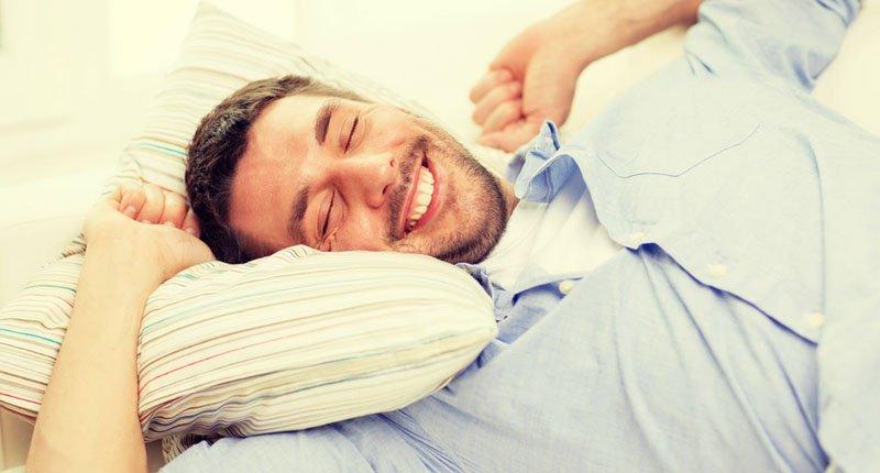 мужчине снится нло